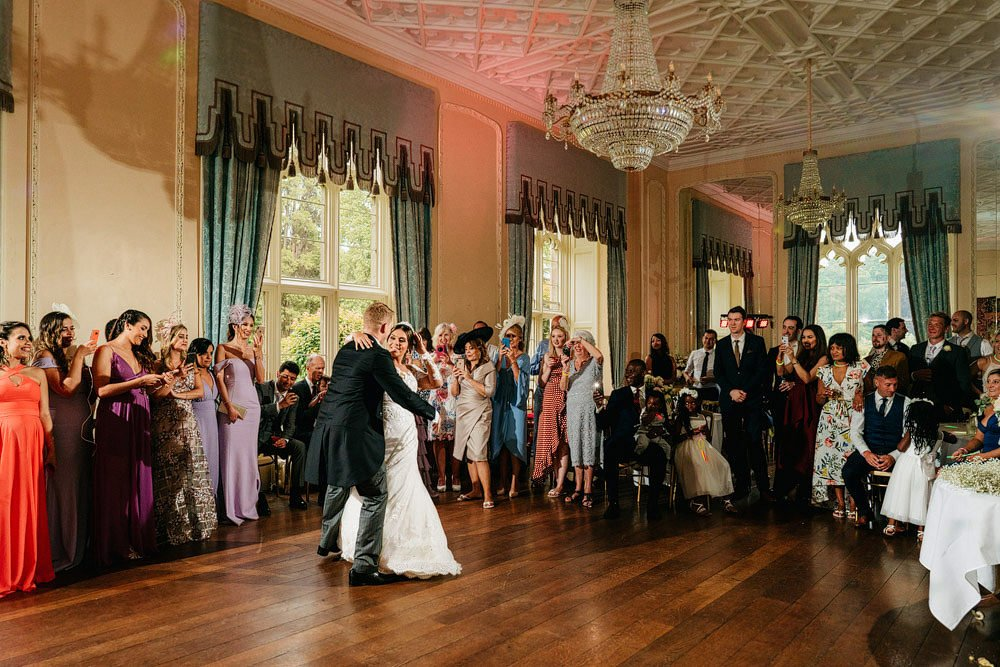 Hampton Court Castle Wedding 48